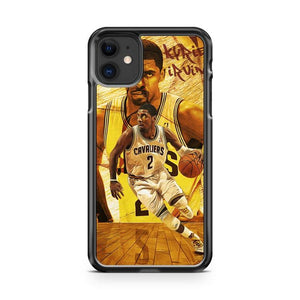 Cleveland Cavaliers Kyrie Irving iphone 5/6/7/8/X/XS/XR/11 pro case cover