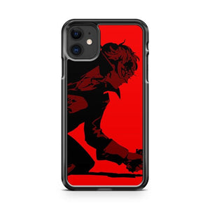 Game PERSONA 5 Hero iphone 5/6/7/8/X/XS/XR/11 pro case cover