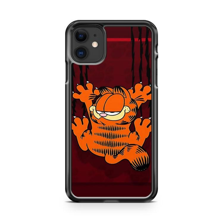Garfield The Cat iphone 5/6/7/8/X/XS/XR/11 pro case cover