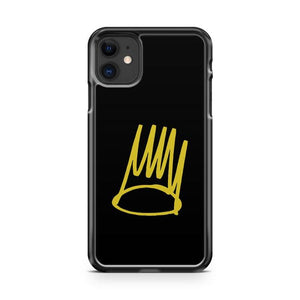 J Cole Casual Style iphone 5/6/7/8/X/XS/XR/11 pro case cover