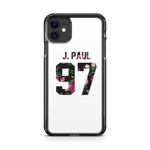 Jake Paul Bape Camo Pink 2 iphone 5/6/7/8/X/XS/XR/11 pro case cover