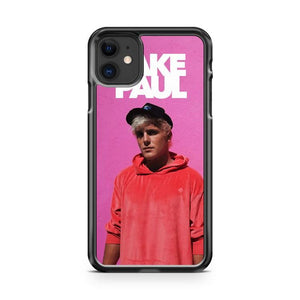 Jake Paul Colorful Flowers iphone 5/6/7/8/X/XS/XR/11 pro case cover