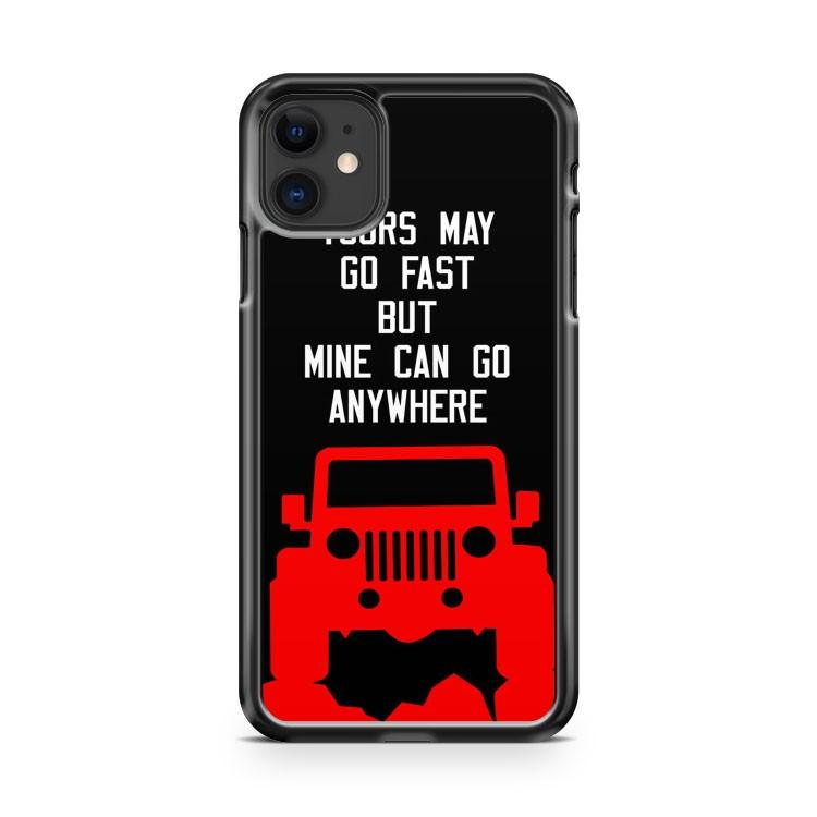Jeep 3 iphone 5/6/7/8/X/XS/XR/11 pro case cover
