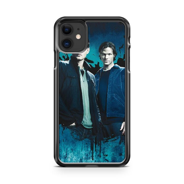 Winchester And Supernatural iphone 5/6/7/8/X/XS/XR/11 pro case cover