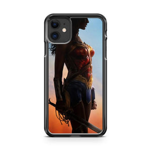 Wonder Woman iphone 5/6/7/8/X/XS/XR/11 pro case cover