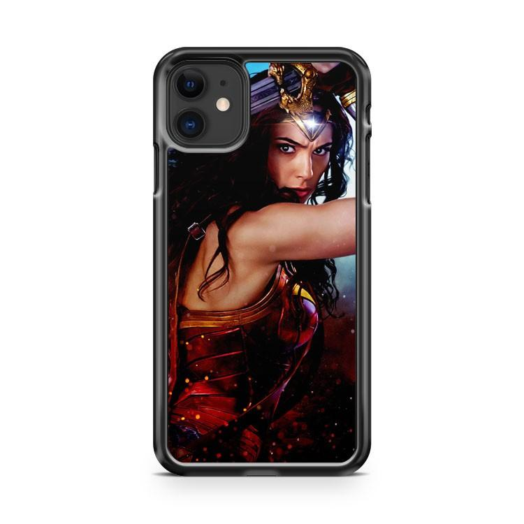 Wonder Woman Sword iphone 5/6/7/8/X/XS/XR/11 pro case cover