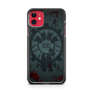 Call Of Duty Nazi Zombies iphone 5/6/7/8/X/XS/XR/11 pro case cover