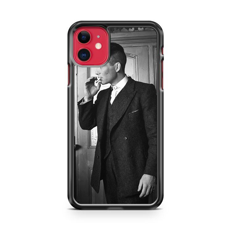 Cillian Murphy Who is The Peaky Blinders iphone 5/6/7/8/X/XS/XR/11 pro case cover