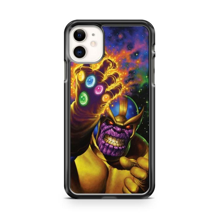 THANOS 3 iphone 5/6/7/8/X/XS/XR/11 pro case cover