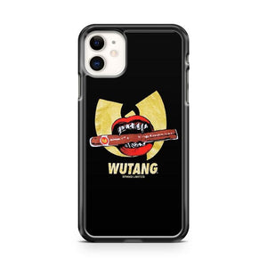 Wu Tang Clan Logo iphone 5/6/7/8/X/XS/XR/11 pro case cover