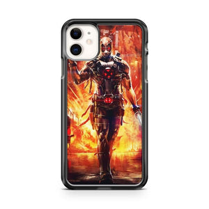 X Force Deadpool iphone 5/6/7/8/X/XS/XR/11 pro case cover