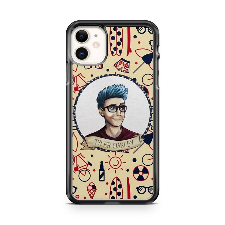 Youtuber Tyler Oakley iphone 5/6/7/8/X/XS/XR/11 pro case cover