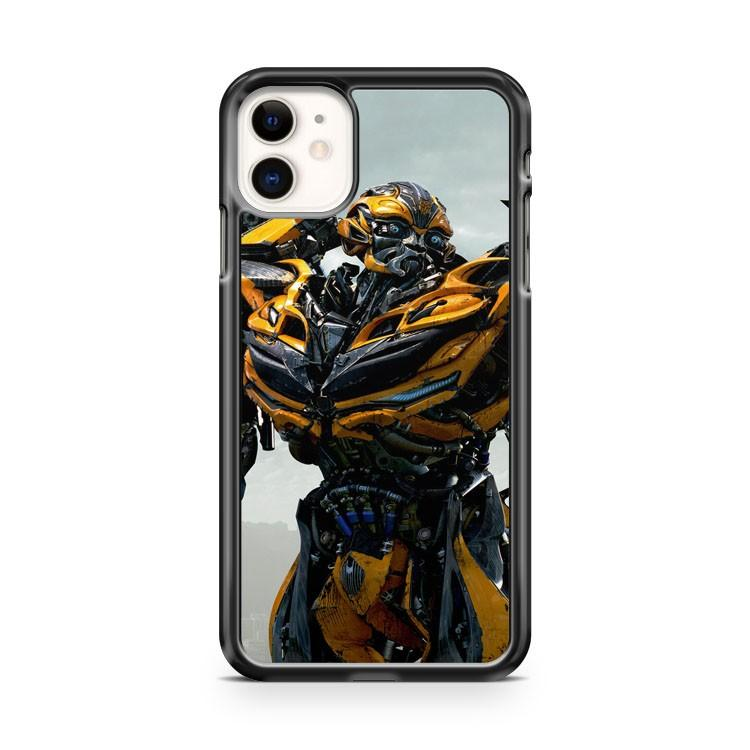 Bumblebee iphone 5/6/7/8/X/XS/XR/11 pro case cover - Goldufo Case