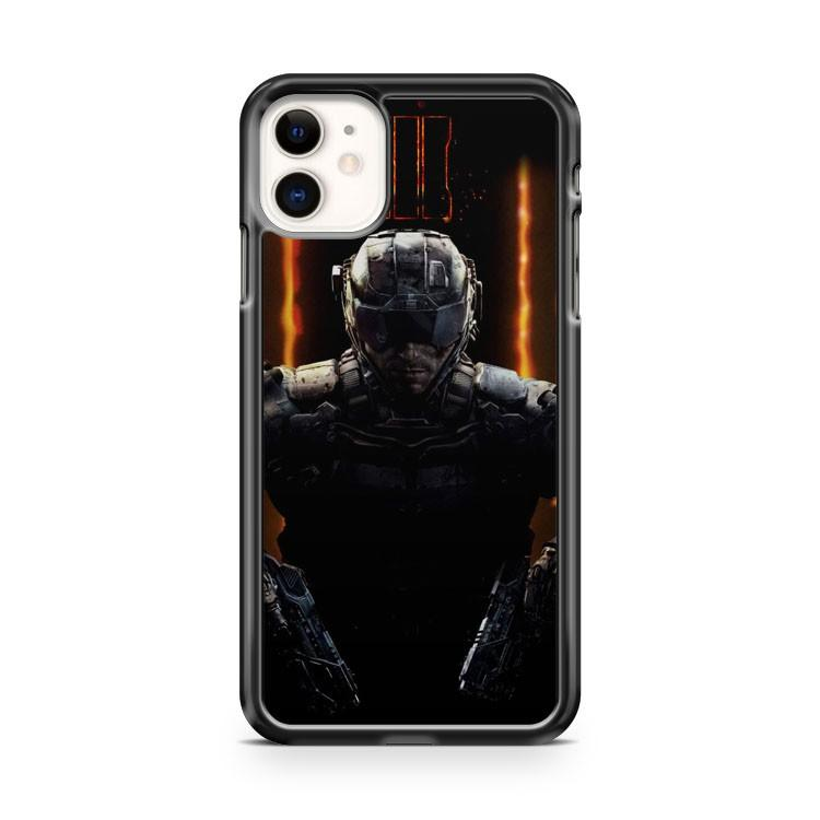 Call Of Duty Black Ops III 2 iphone 5/6/7/8/X/XS/XR/11 pro case cover