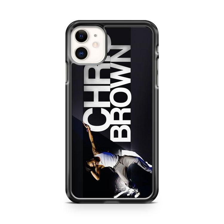 CHRIS BROWN HAT iphone 5/6/7/8/X/XS/XR/11 pro case cover