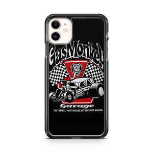 Gas Monkey Garage Badass Spark Plugs Motor Hot Rod iphone 5/6/7/8/X/XS/XR/11 pro case cover