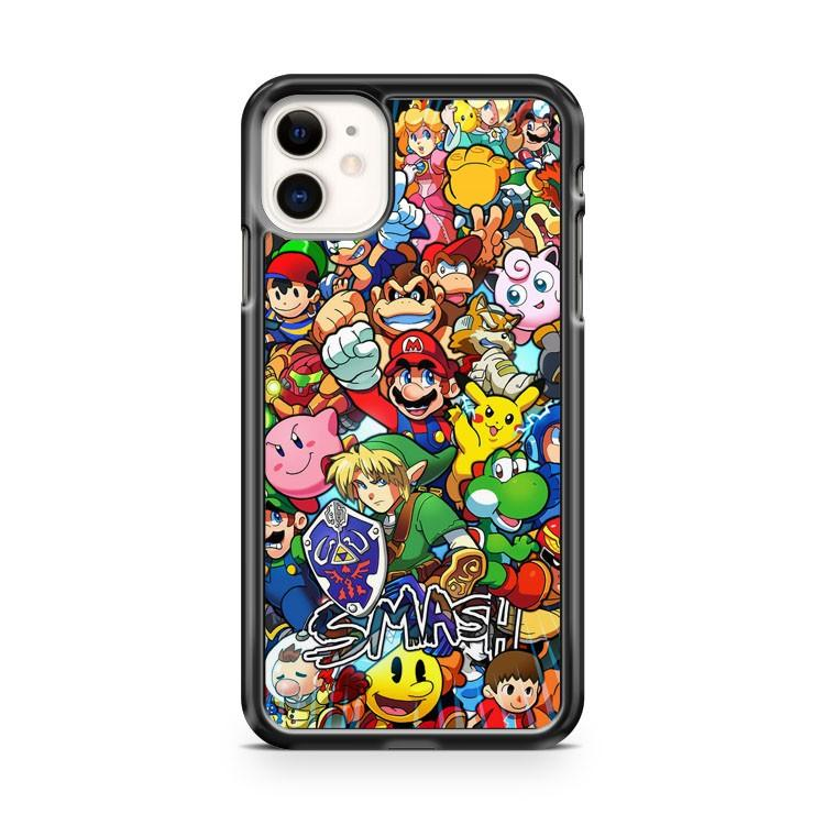 Pokemon Mew 3 iphone 5/6/7/8/X/XS/XR/11 pro case cover