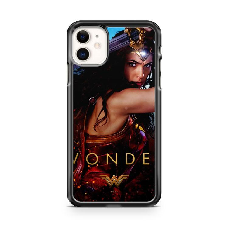 Wonder Woman Sword 2 iphone 5/6/7/8/X/XS/XR/11 pro case cover