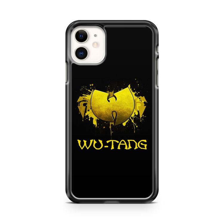 Wu Tang Clan smoking weed iphone 5/6/7/8/X/XS/XR/11 pro case cover