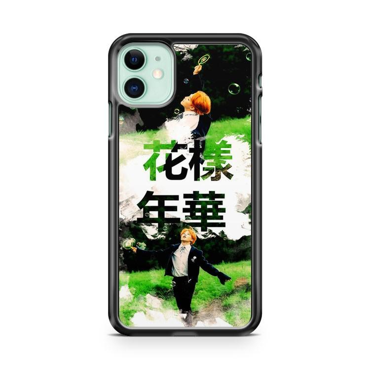 BTS Moment In Life Jimin iphone 5/6/7/8/X/XS/XR/11 pro case cover