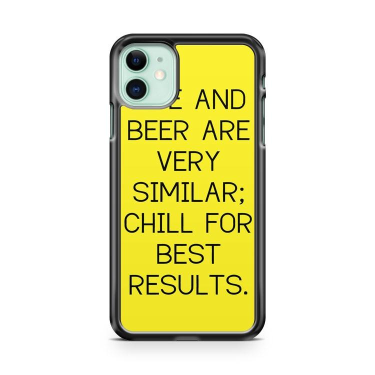 budweiser beer quote iphone 5/6/7/8/X/XS/XR/11 pro case cover - Goldufo Case