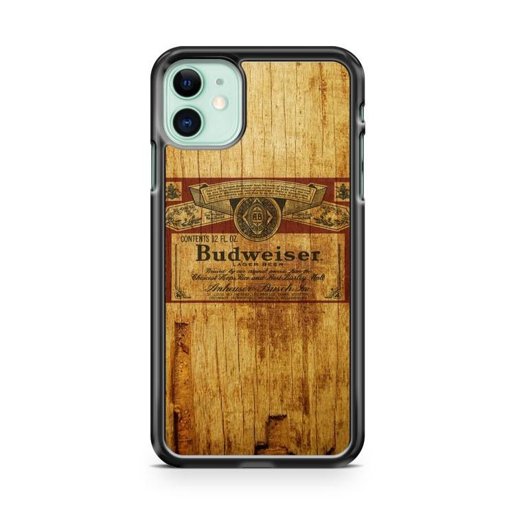 Budweiser Lager Beer 2 iphone 5/6/7/8/X/XS/XR/11 pro case cover
