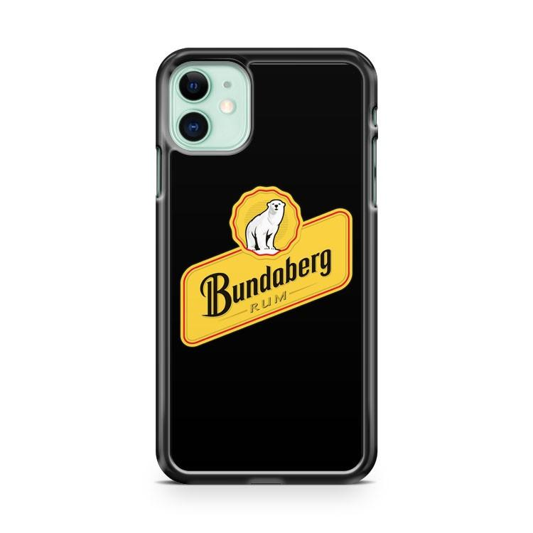 Bundaberg Rum Rare Alcohol iphone 5/6/7/8/X/XS/XR/11 pro case cover