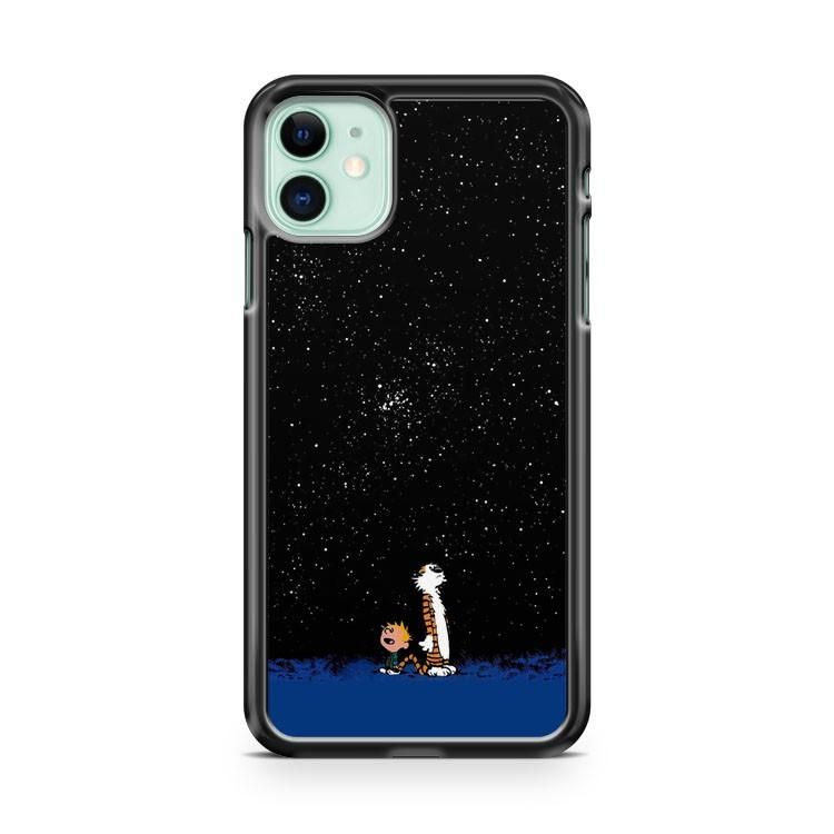 Calvin and Hobbes Daily Comic Strip 2 2 iphone 5/6/7/8/X/XS/XR/11 pro case cover