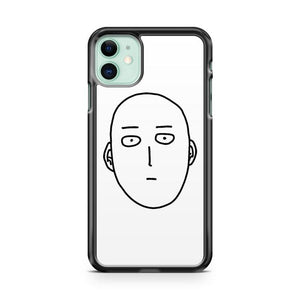 One Punch Man Anime Saitama and Genos iphone 5/6/7/8/X/XS/XR/11 pro case cover