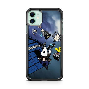 Snoopreme Charlie Brown x Snoopy x Supreme iphone 5/6/7/8/X/XS/XR/11 pro case cover