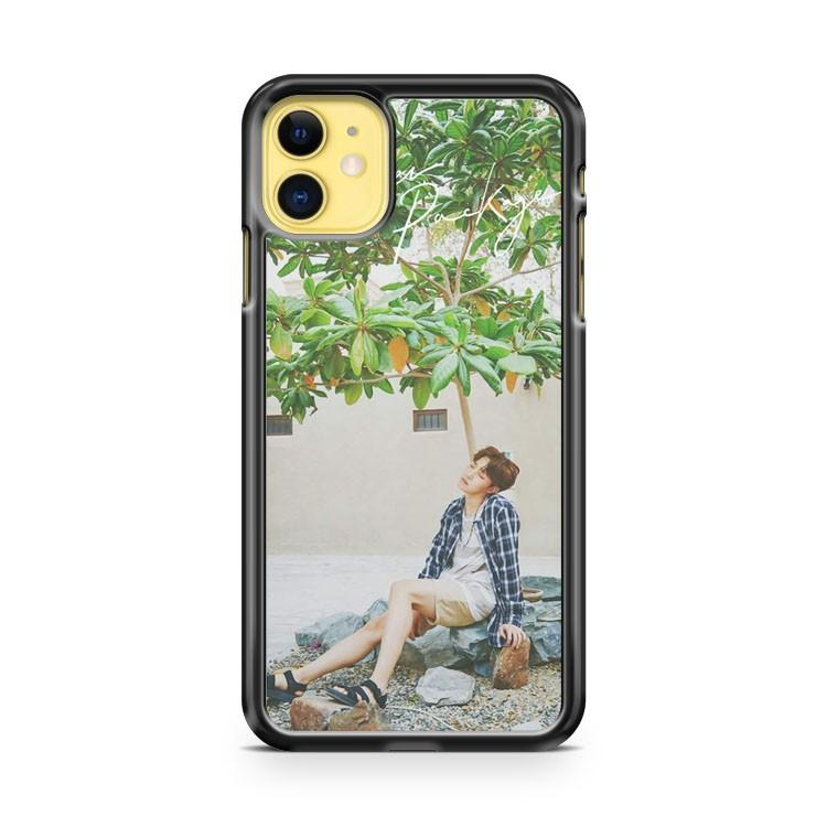 BTS In DUBAI J HOPE iphone 5/6/7/8/X/XS/XR/11 pro case cover - Goldufo Case