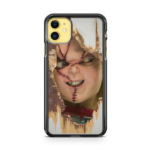 chucky doll iphone 5/6/7/8/X/XS/XR/11 pro case cover