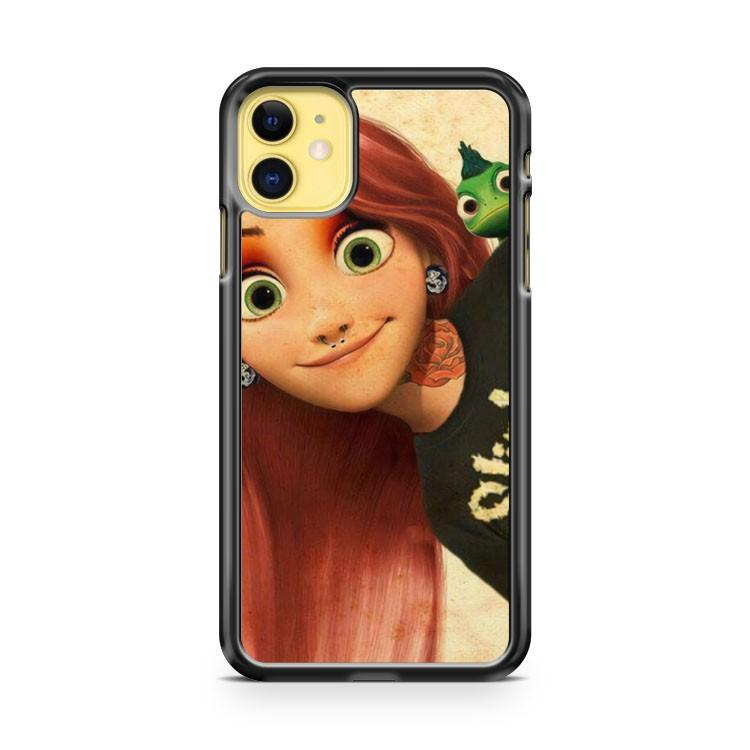 Disney Princess Pokemon Tiana Leafeon Politoed iphone 5/6/7/8/X/XS/XR/11 pro case cover