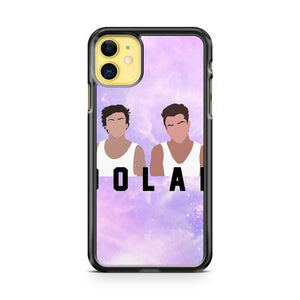 DOLAN TWINS 18 iphone 5/6/7/8/X/XS/XR/11 pro case cover