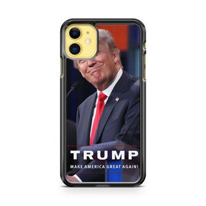 Donald Trump Fire John Kerry iphone 5/6/7/8/X/XS/XR/11 pro case cover
