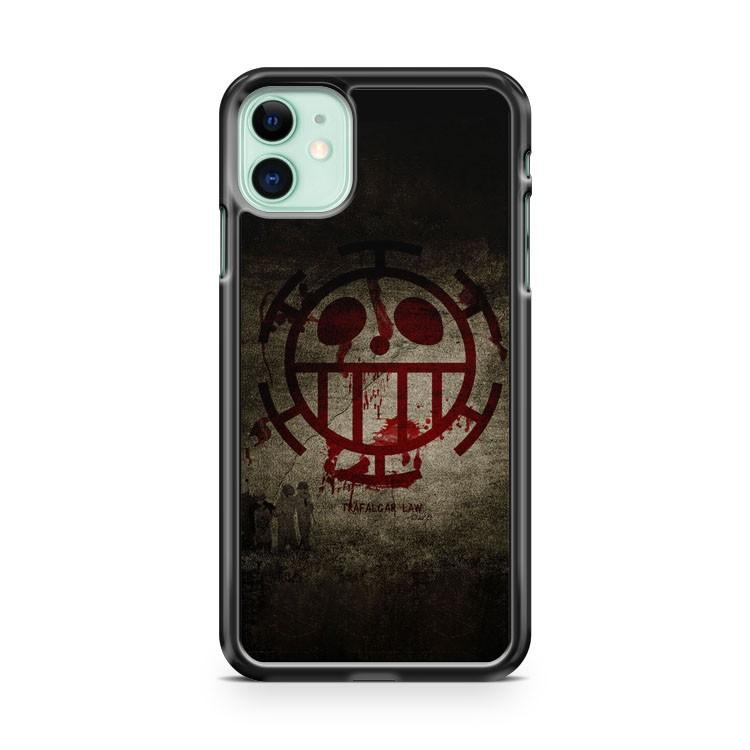 one piece Straw Hat Luffy iphone 5/6/7/8/X/XS/XR/11 pro case cover