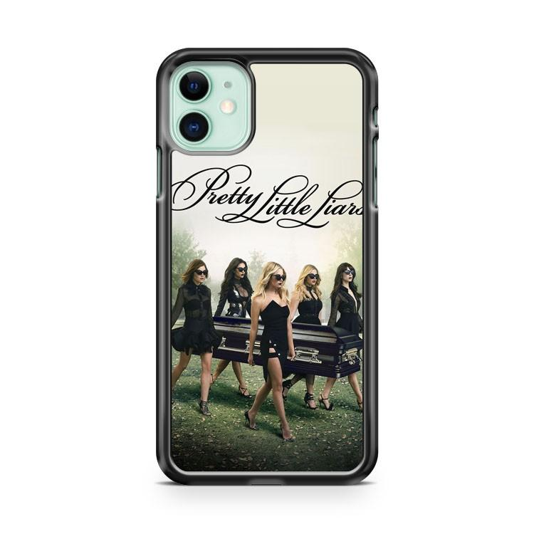 PRETTY LITTLE LIARS 3 iphone 5/6/7/8/X/XS/XR/11 pro case cover
