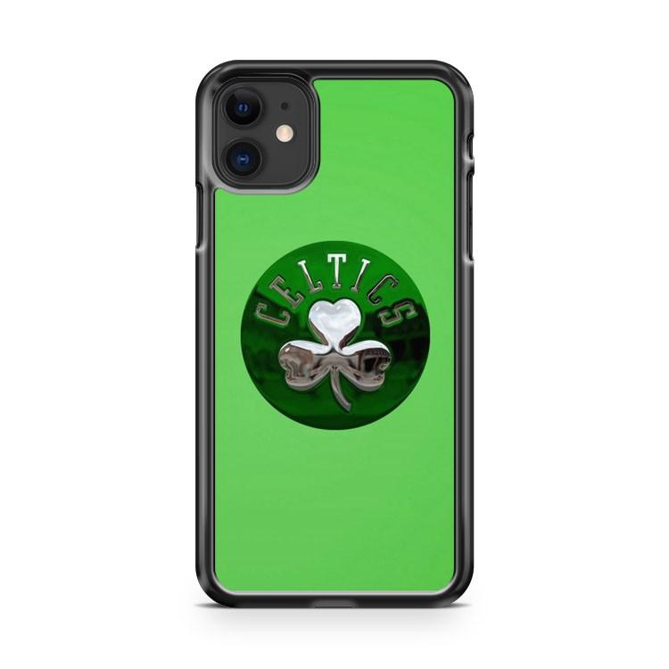 BOSTON CELTICS 2D iphone 5/6/7/8/X/XS/XR/11 pro case cover