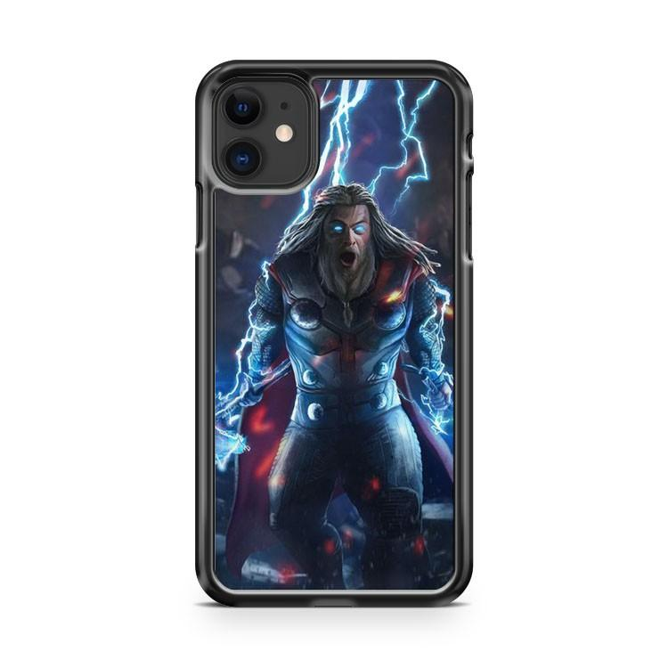 Bro Thor Avengers iphone 5/6/7/8/X/XS/XR/11 pro case cover