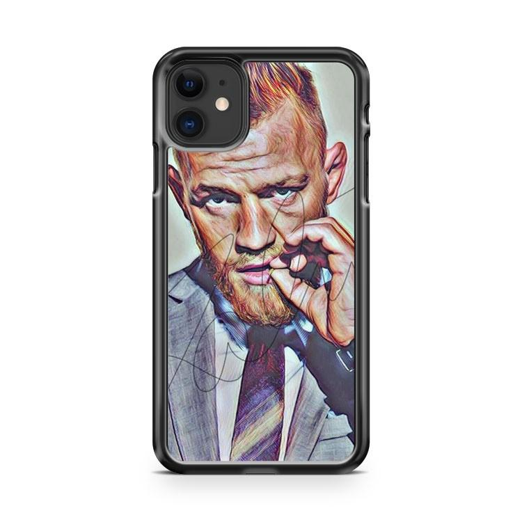 Conor Mcgregor iphone 5/6/7/8/X/XS/XR/11 pro case cover