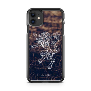 Game of Thrones Hear Me Roar 2 iphone 5/6/7/8/X/XS/XR/11 pro case cover
