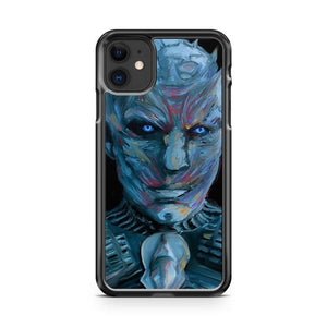 Game of Thrones The Night King 5 iphone 5/6/7/8/X/XS/XR/11 pro case cover