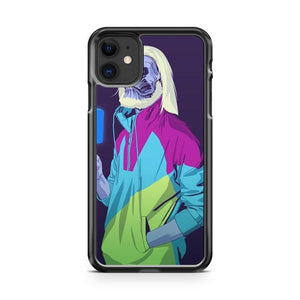 Game of Thrones White Walker 80s iphone 5/6/7/8/X/XS/XR/11 pro case cover