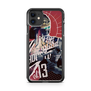 James Harden Houston Rockets 12 iphone 5/6/7/8/X/XS/XR/11 pro case cover
