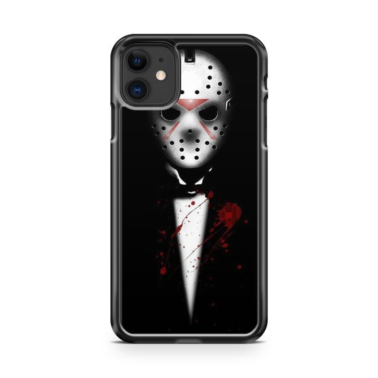 Jason Friday the 13th iphone 5/6/7/8/X/XS/XR/11 pro case cover