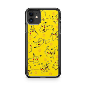 Pokemon Picachu Eevee Umbreon Baulbasaur 2 iphone 5/6/7/8/X/XS/XR/11 pro case cover
