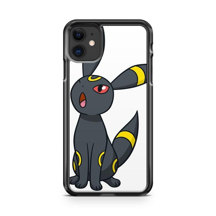 Pokemon Umbreon 7 iphone 5/6/7/8/X/XS/XR/11 pro case cover