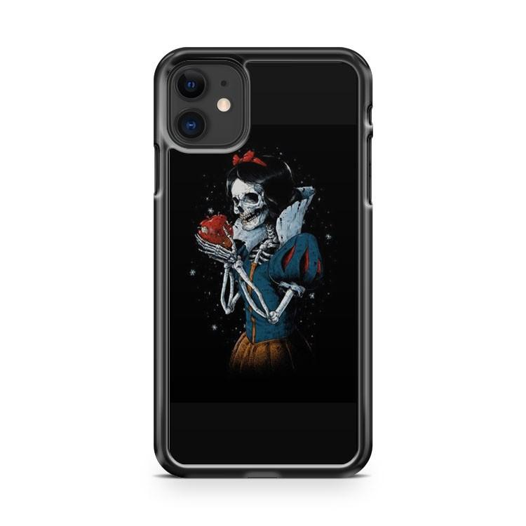 snow white forbidden fruit iphone 5/6/7/8/X/XS/XR/11 pro case cover