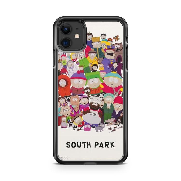 South Park banner iphone 5/6/7/8/X/XS/XR/11 pro case cover