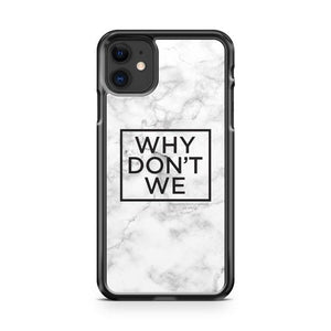 Why Don t We 4 iphone 5/6/7/8/X/XS/XR/11 pro case cover